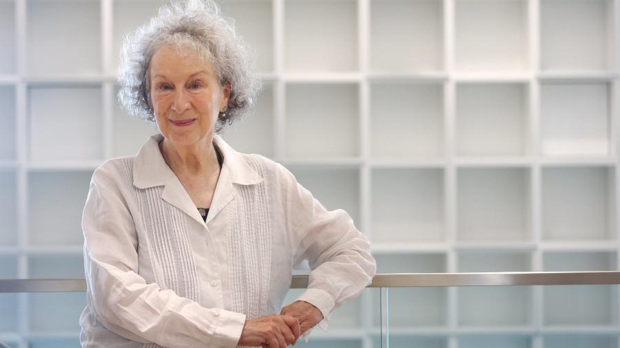 A escritora canadense Margaret Atwood - Getty Images