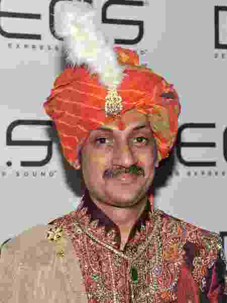 O príncipe indiano Manvendra Singh Gohil  - Getty Images