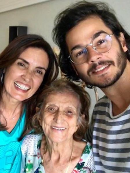Fátima Bernardes almoça com família de Túlio em Pernambuco - Reprodução//Instagram/tulio.gadelha