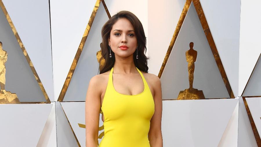 Eiza Gonzalez no Oscar 2018 - Getty Images