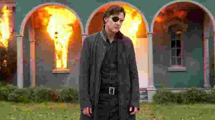 David Morrissey como o Governador, de The Walking Dead - Divulgação - Divulgação