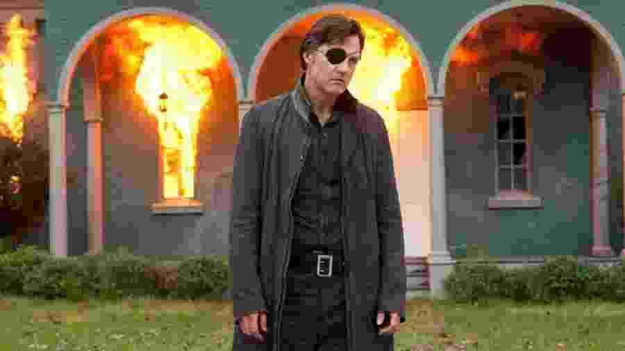 David Morrissey como o Governador, de The Walking Dead - Divulgação