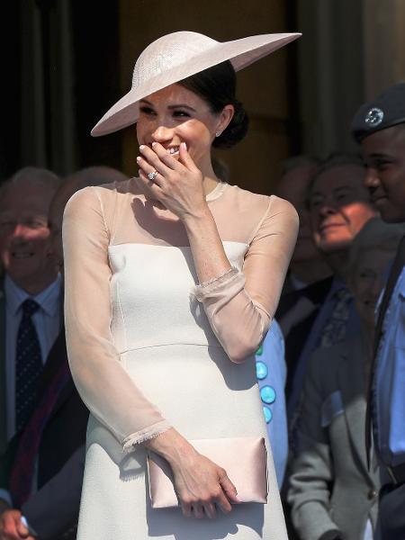 Meghan Markle vestido - Getty Images