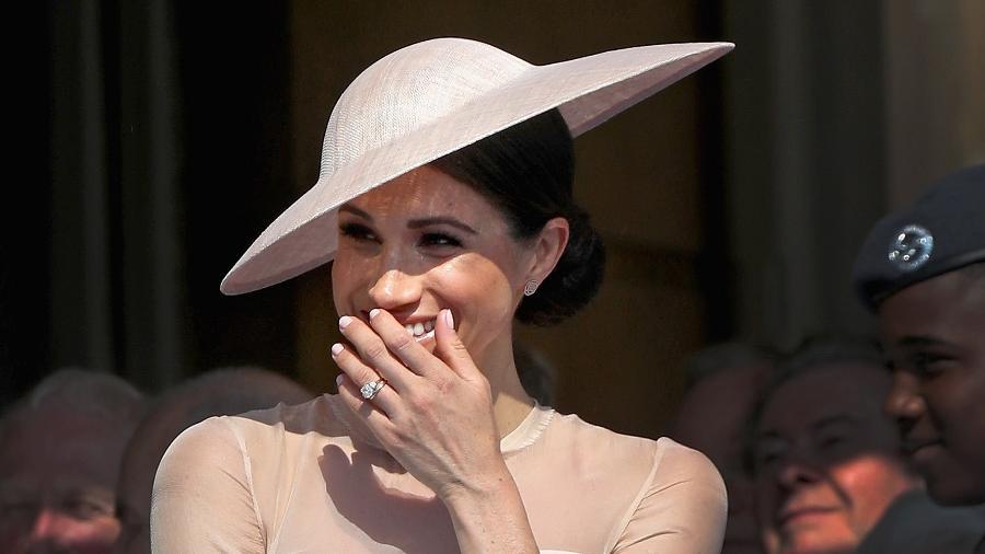 Meghan, a duquesa de Sussex - Getty Images