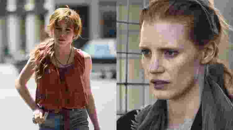 Jessica Chastain será Beverly Marsh , originalmente vivida por Sophia Lillis . - Reprodução - Reprodução