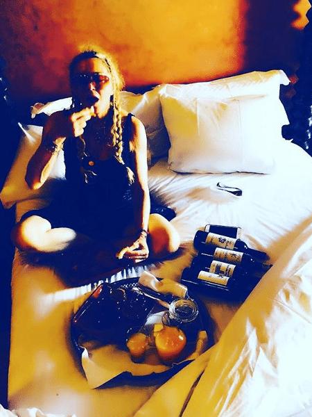 Madonna - Reprodução/Instagram