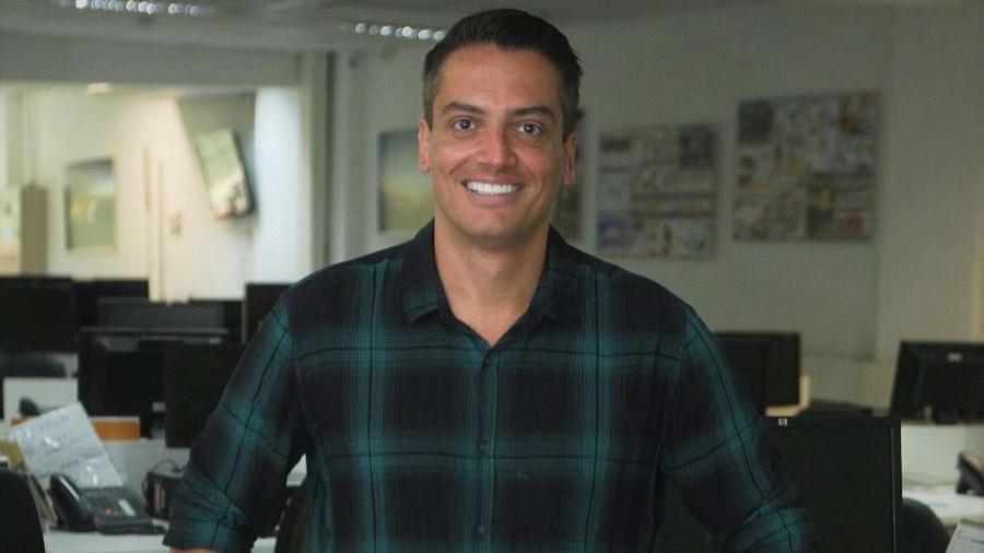 O jornalista Leo Dias vai morar em São Paulo - Reprodução/Instagram