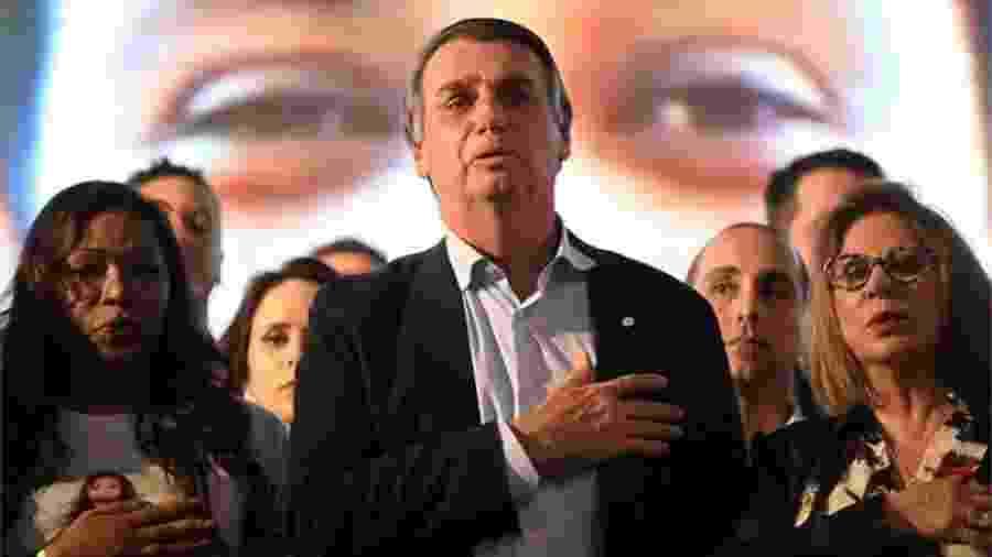 Desempenho de Bolsonaro é mais fraco entre as mulheres de menor renda, aponta Ibope - Reuters