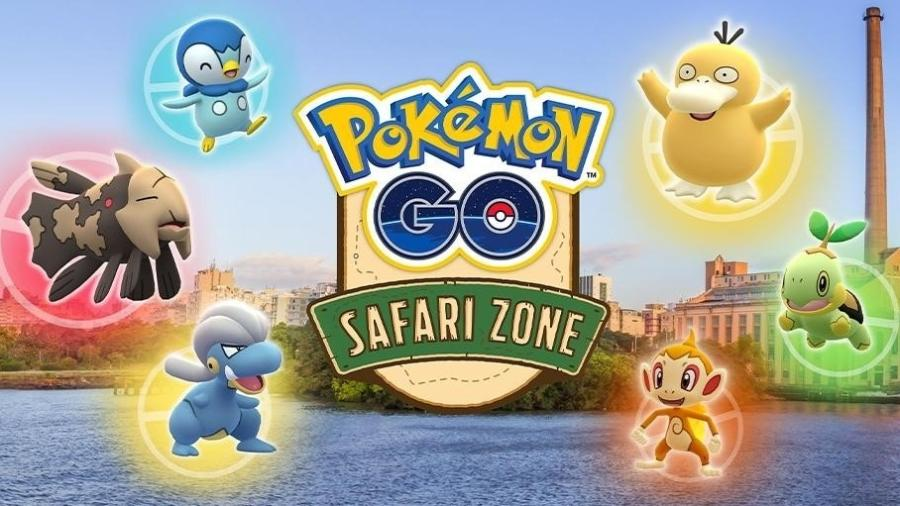 """Porto Alegre receberá a primeira Zona Safári de """"Pokémon Go"""" na América do Sul - Divulgação"""