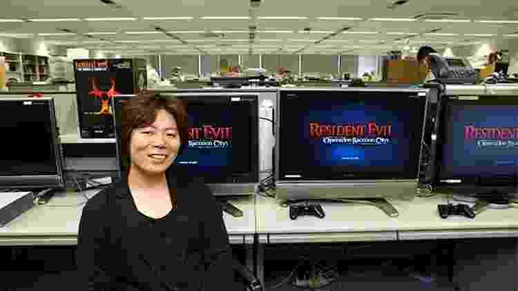 """Masachika Kawata participou de """"Umbrella Corps"""", """"Operation Raccoon City"""" e também de """"Umbrella"""" e """"The Darkside Chronicles"""" - Divulgação/Capcom"""