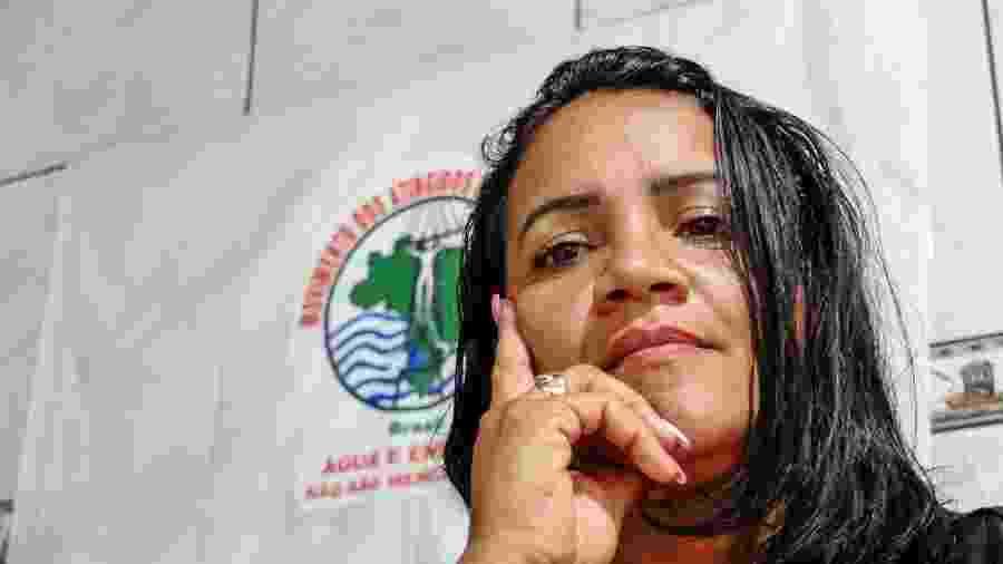 Ana Flávia Nascimento, militante do MAB - Divulgação/MAB