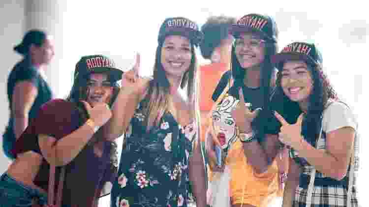 Booyah! Torcida do Free Fire no Mundial 2019 disputado no Rio de Janeiro - Divulgação/Garena