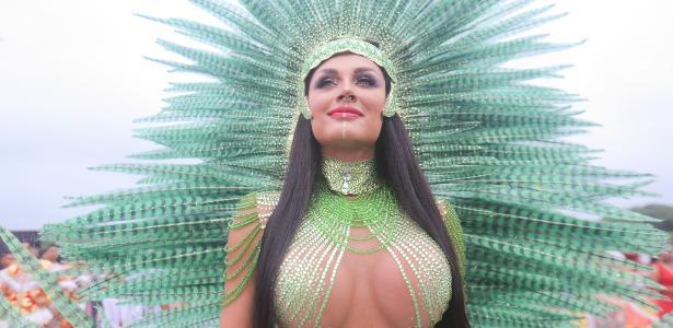 Carnaval em SP | X-9 Paulistana começará apuração com cinco décimos a menos