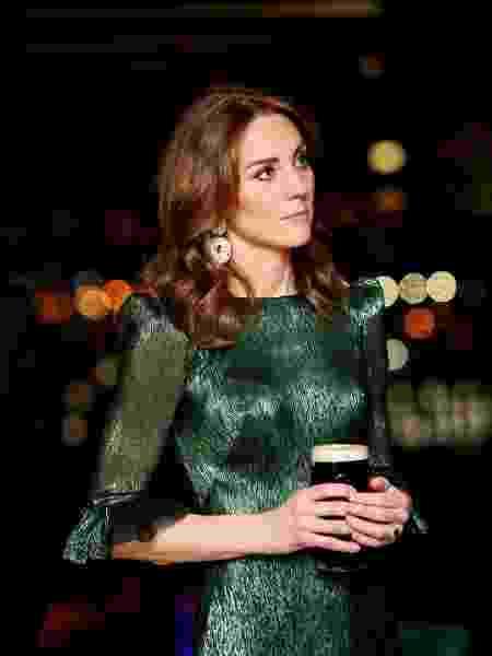 03.03.2020 - Kate Middleton, duquesa da Cambridge, durante visita real ao Guinness Storehouse, em Dublin (Irlanda) - Samir Hussein/WireImage - Samir Hussein/WireImage