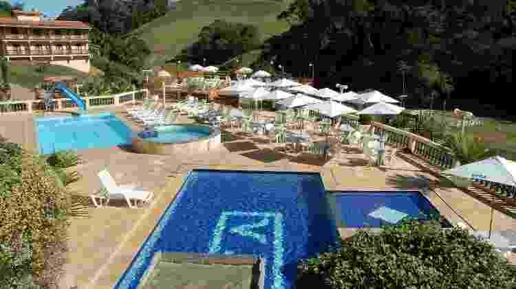 Hotel Village Montana, em Socorro - Divulgação