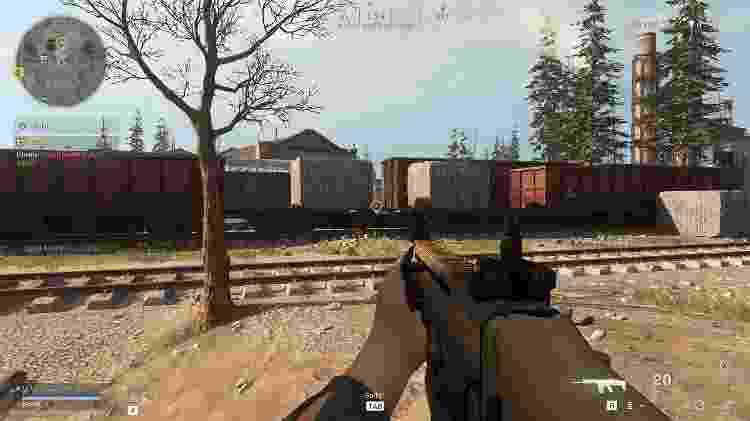 COD Warzone 1 - Reprodução - Reprodução