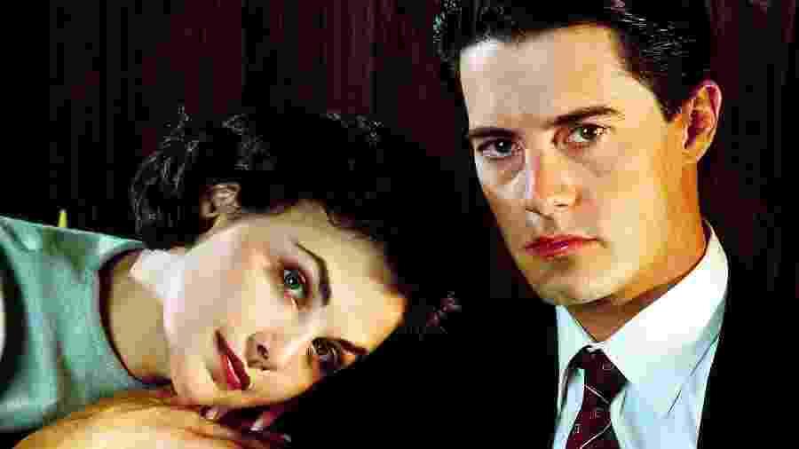 """Imagem da série """"Twin Peaks"""" - Divulgação"""
