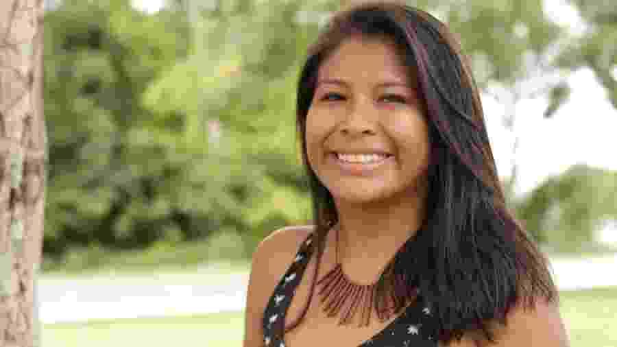 Raquel Tupinambá é bióloga com mestrado em botânica e estudou mais de 40 tipos de mandioca - Bob Barbosa/Divulgação