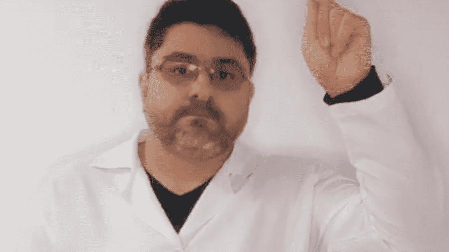 Doutor Norberto é uma das feras do TikTok - Reprodução/TikTok