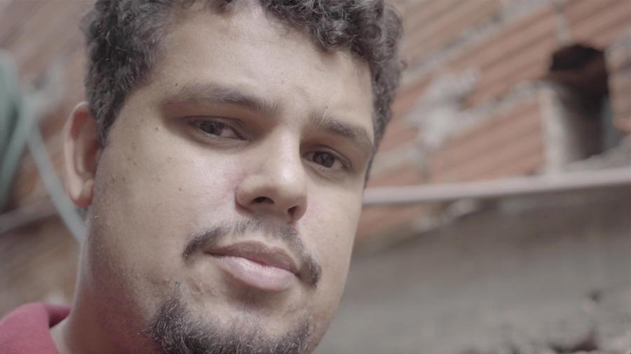 Paulo Galo Lima, líder dos Entregadores Antifascistas - Felipe Larozza/UOL