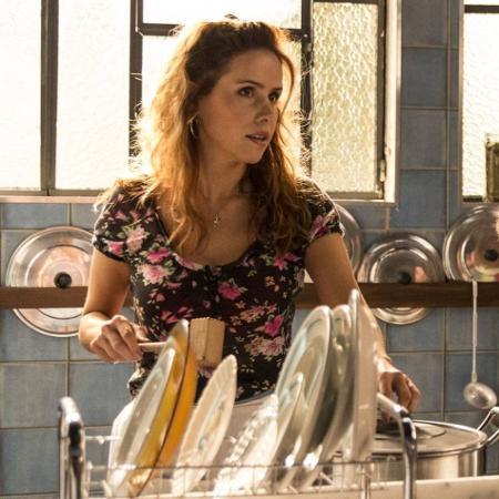 """Leona Cavalli em cena de """"Totalmente Demais"""" - Reprodução/TV Globo"""