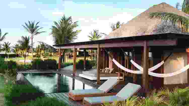 Casana Hotel, na praia do Preá, em Jericoacoara - Reprodução/Booking - Reprodução/Booking