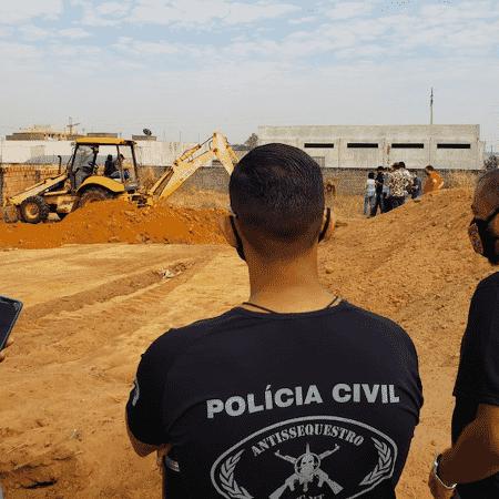 Sara Fogaça - Divulgação/Polícia Civil do MT - Divulgação/Polícia Civil do MT