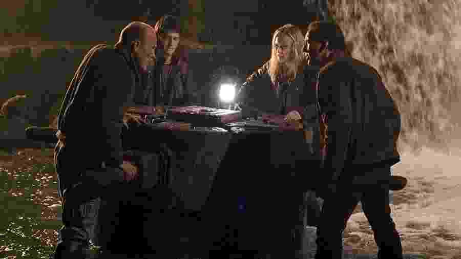 """Cena de """"A Lenda do Tesouro Perdido:Livro dos Segredos""""; filme será transmitido na """"Sessão de Tarde"""" de hoje - Divulgação/IMDb"""
