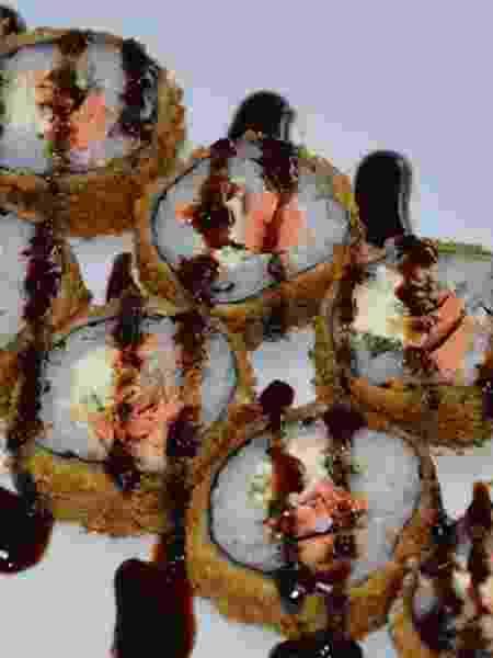 sushi oishi - Divulgação - Divulgação