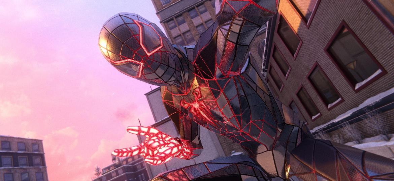 Miles Morales é negro, morador do Harlem, e protagonista do novo Spider-Man - Reprodução/START