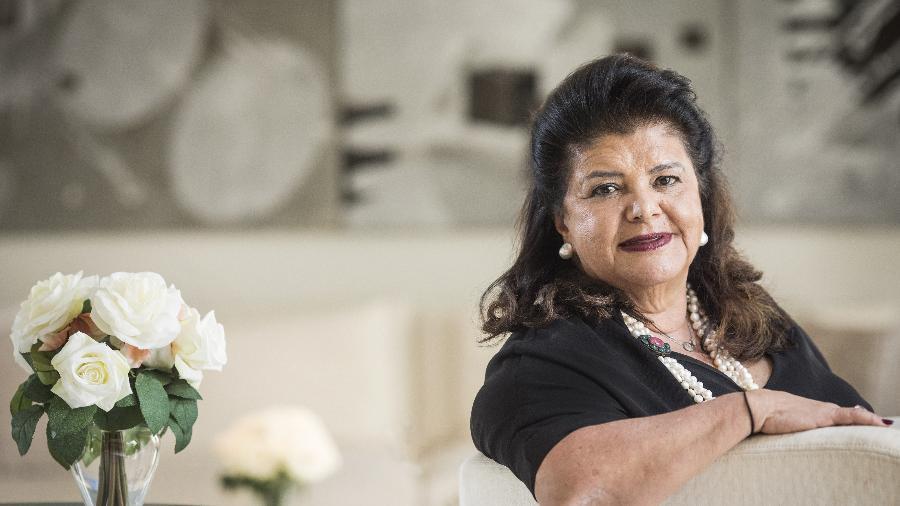 Luiza Trajano iniciou o movimento Unidos pela Vacina junto com o grupo Mulheres do Brasil - Eduardo Knapp/Folhapress