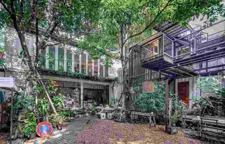 The Yard Hostel Bangkok - Divulgação - Divulgação