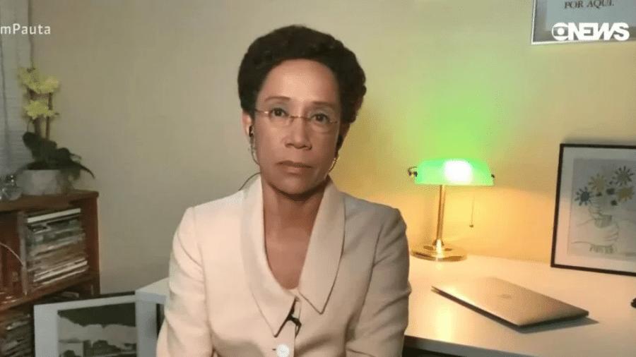 A jornalista Zileide Silva descobriu um câncer de mama durante a pandemia. - Reprodução/Instagram