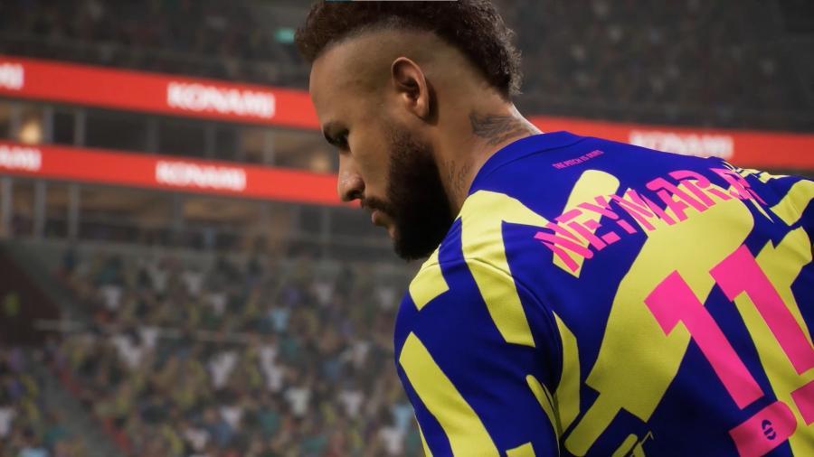 eFootball 2022 - Divulgação/Konami