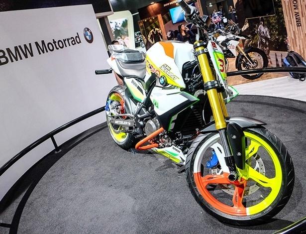 Stunt G 310 é base da futura street nacional, que terá motor entre 250 e 500 cc - Doni Castilho/Infomoto