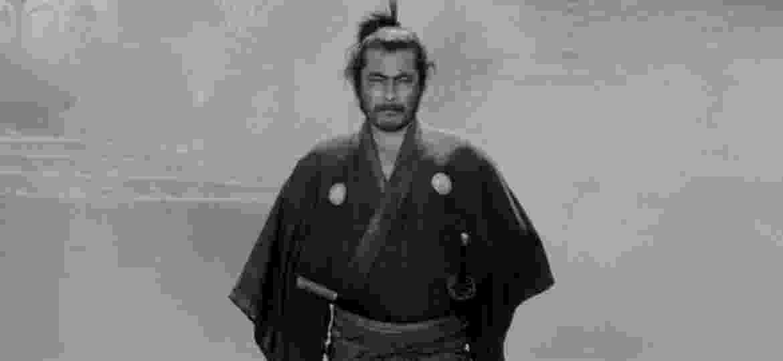 """Cena do filme """"Yojimbo - O Guarda Costas"""" (1961), de Akira Kurosawa - Divulgação"""