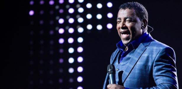 Luiz Carlos, vocalista do Raça Negra