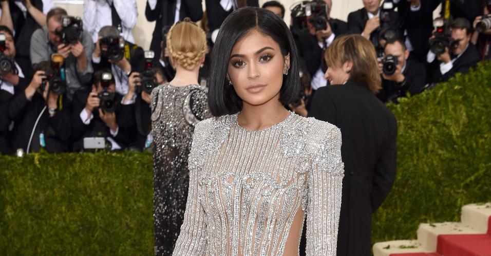 MET Gala: Kylie Jenner
