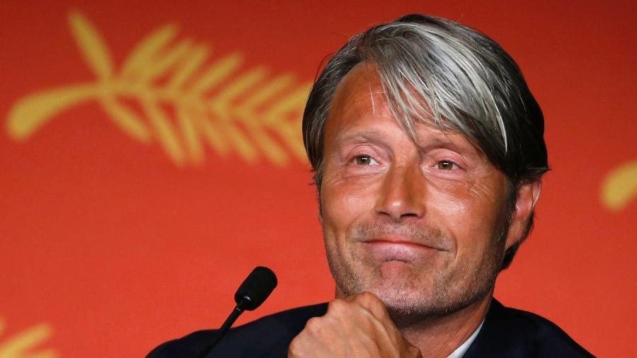 Mads Mikkelsen se disse preparado para fazer novos personagens -  REUTERS/Yves Herman