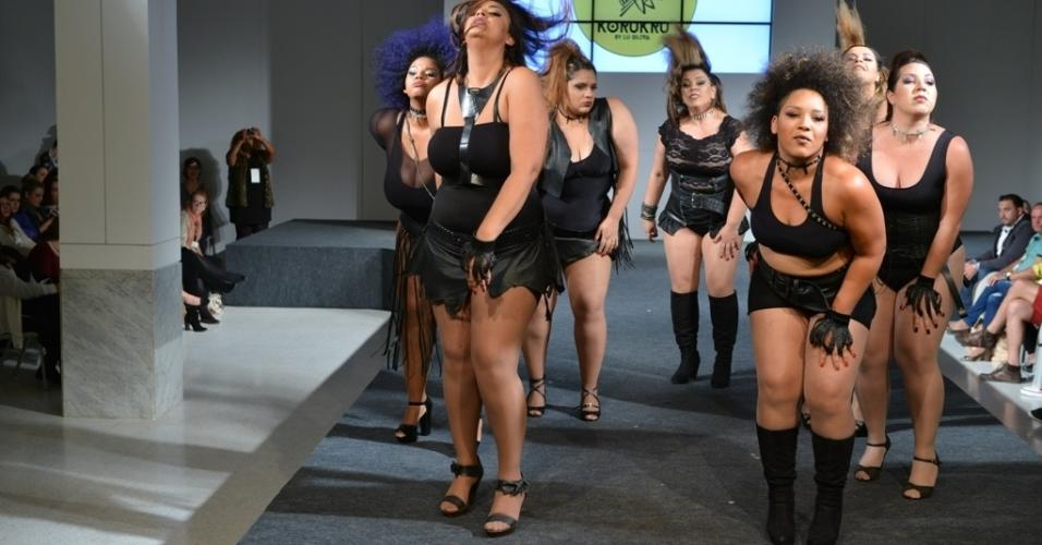 Fashion Weekend Plus Size verão 2017 - Korokru