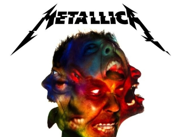 Capa do novo álbum do Metallica - Divulgação