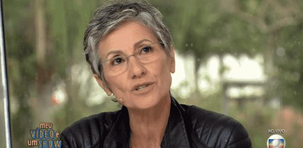 """Cássia Kis classifica como """"folclore"""" suposta briga com Susana Vieira - Reprodução/TV Globo"""