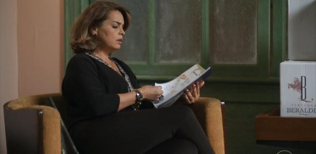 """Vinícola Beraldini, de """"Além do Tempo"""", aparece em """"Rock Story"""" - Reprodução/TV Globo"""