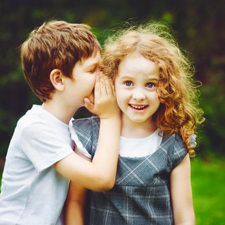 Quais ideias você não quer ver seus filhos reproduzindo por aí?  - iStock