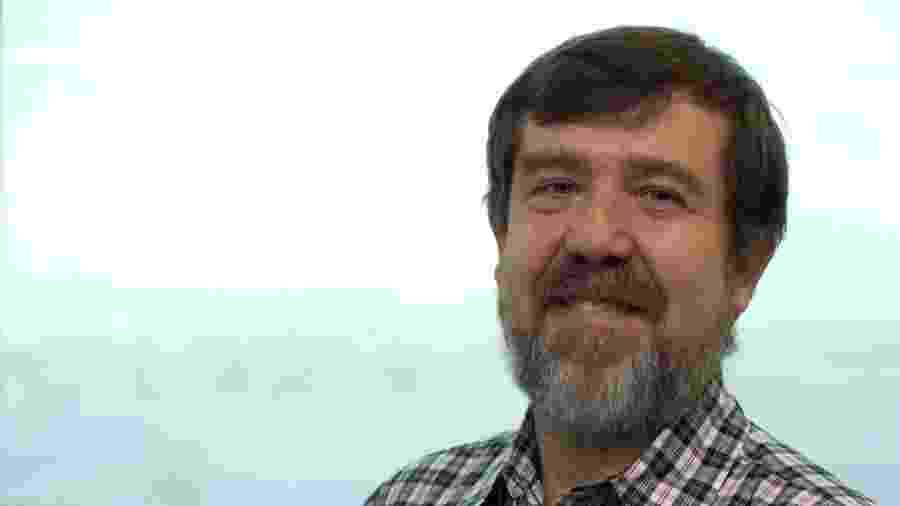 """Alexey Pajitnov, que criou o jogo de quebra-cabeças """"Tetris"""" em 1984 - Reprodução"""