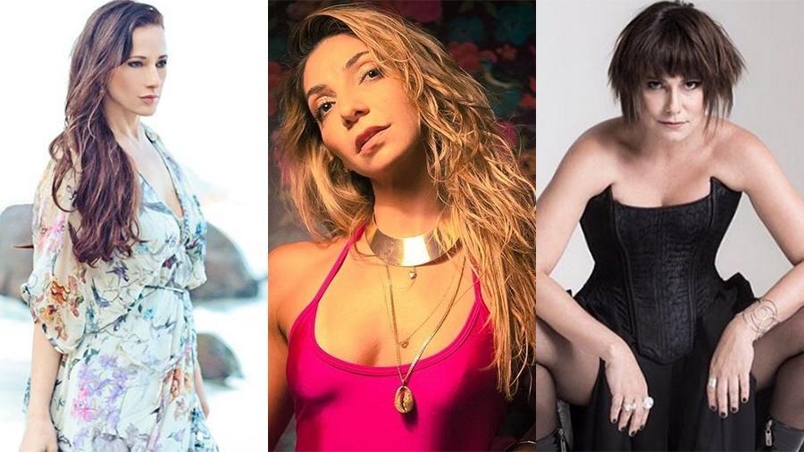Paula Braun, Alessandra Colasanti e Aline Fanju desabafaram sobre assédio no trabalho - Reprodução/Instagram