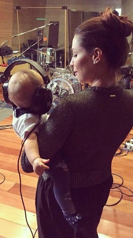 Pitty e Madalena - Instagram/Pitty