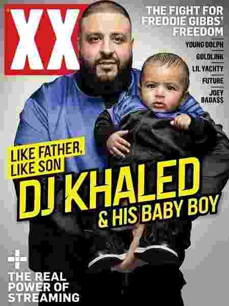 DJ Khaled revista - Reprodução - Reprodução