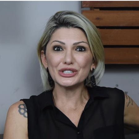 Antonia Fontenelle em seu canal do YouTube - Reprodução/YouTube