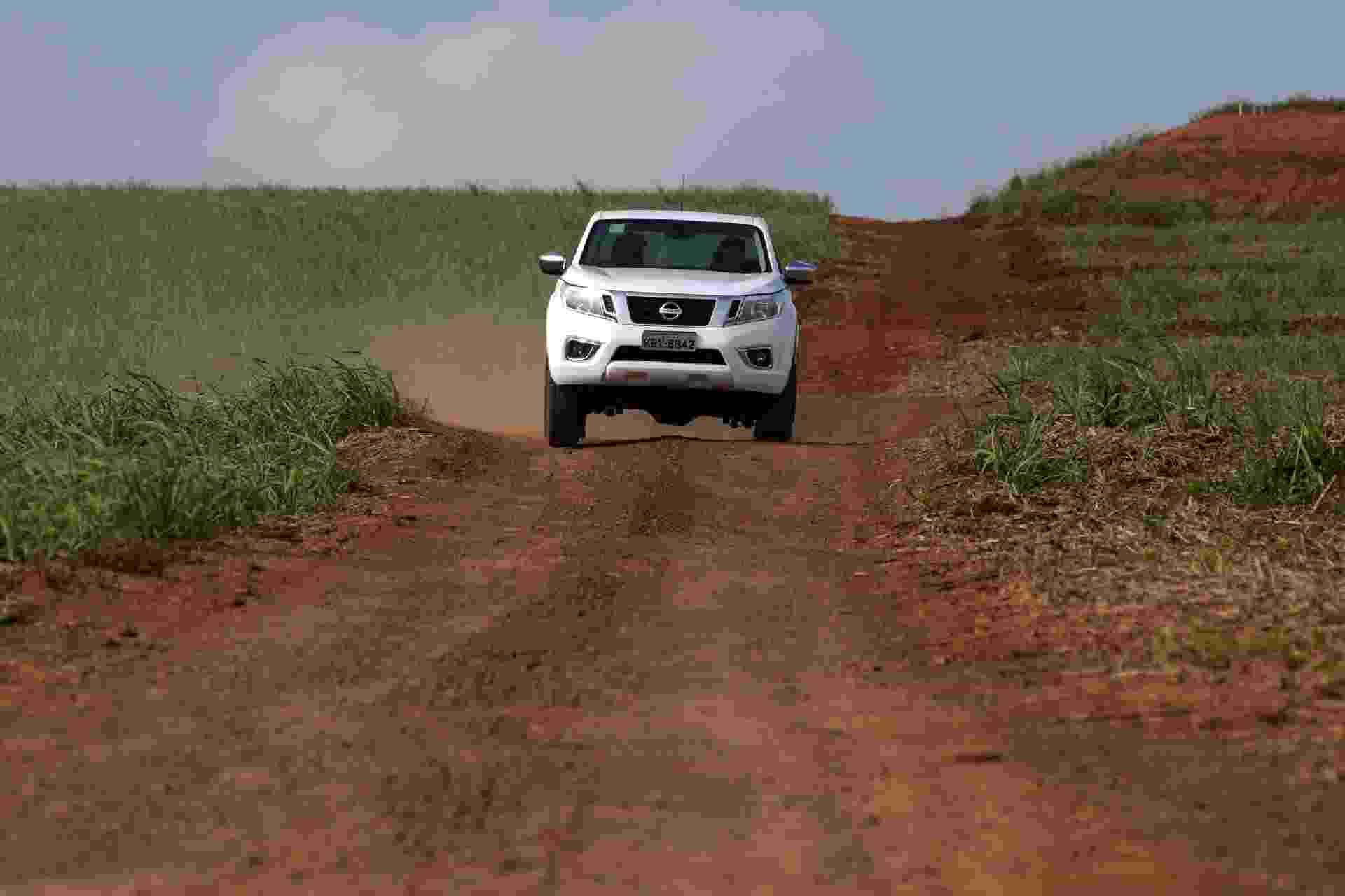 Nissan Frontier SE - Murilo Góes/UOL